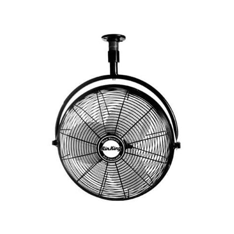 ceiling mount oscillating fan 9320 air king 9320 9320 20 quot 3 speed non oscillating