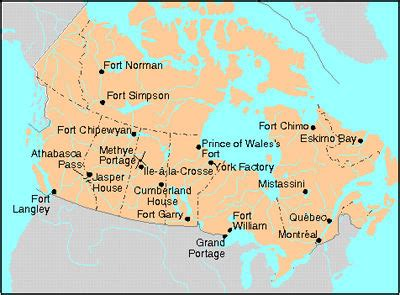 boat lettering edmonton fur trade the canadian encyclopedia