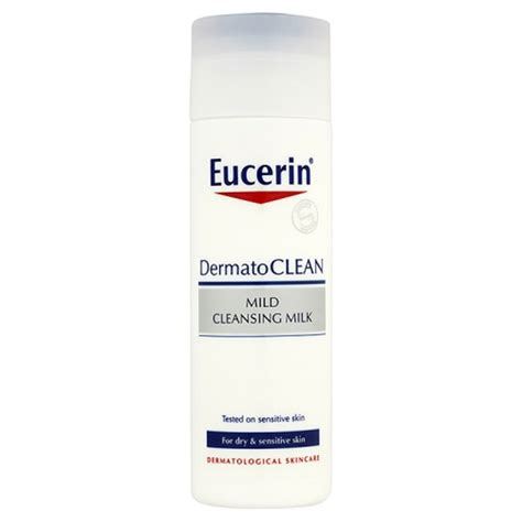 Mild Detox For The by Eucerin 174 Dermatoclean Mild Cleansing Milk 200ml Free