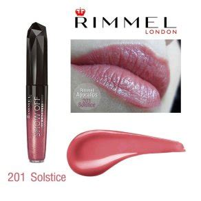 Rimmel Show Lip Lacquer rimmel show lip lacquer 201 solstice for sale in portlaoise laois from caz2