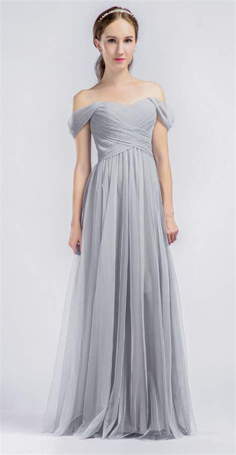 light gray dress top ten wedding colors for summer bridesmaid dresses 2016