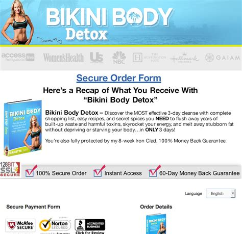 Danette May Detox Smoothie Liver by Detox Review Danette May S 3 Day Cleanse