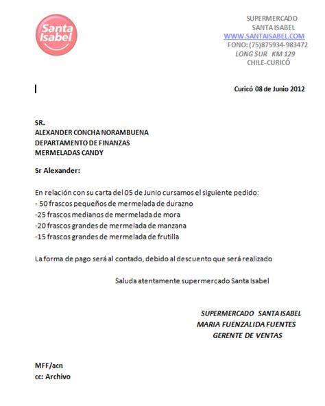 Modelo De Carta De Pedido Newhairstylesformen2014 Com | carta de pedido carta de pedido my wallpaper top