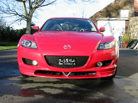 mazda rx8 front grill file mazda rx 8 front view jpg wikimedia commons
