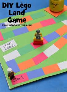 Diy Games by Diy Lego Game Inspired By Family