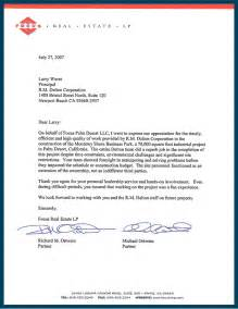 Real Estate Sle Letter by Client Letters