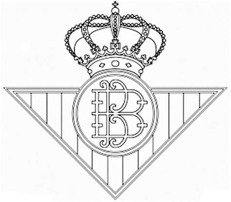 escudo del madrid para colorear az dibujos para colorear escudos de futbol para colorear az dibujos para colorear