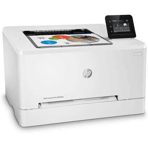 laser printer color hp color laserjet pro m254dw a4 colour laser printer t6b60a