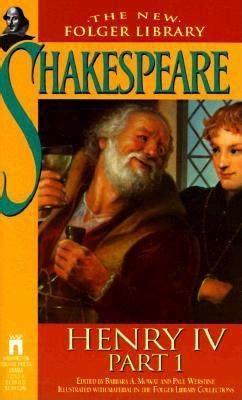 henry iv part 1 by william shakespeare paul werstine