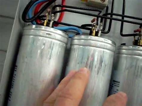 o que é banco capacitor 63 eletricidade conhe 231 a alguns detalhes para ligar