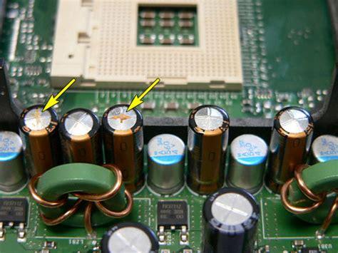 sanyo tv bad capacitor ubuntu 10 10 pc shutdown before boot shortly after bios loads user