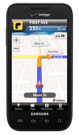 free gps apps for android telenav navigation app comes to android for free hothardware