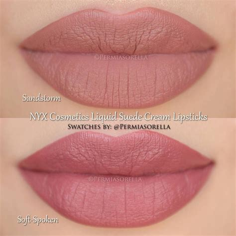 Revlon Soft Spoken Pink the sandstorm soft spoken nyxcosmetics liquid