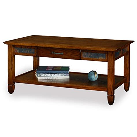 Slatestone Oak Storage Coffee Table Rustic Oak Finish Oak Coffee Tables With Storage