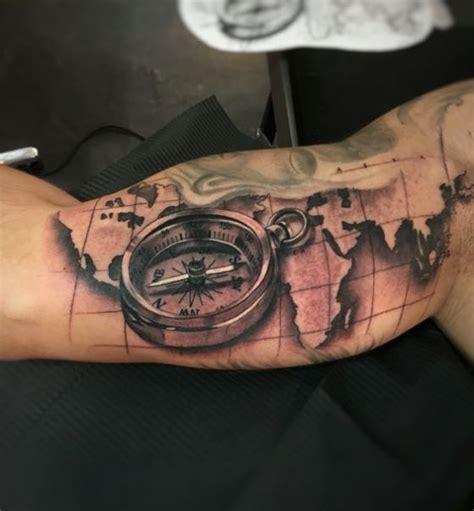 tattoo 3d en el brazo sorprendentes tatuajes realistas en 3d biomecanicos