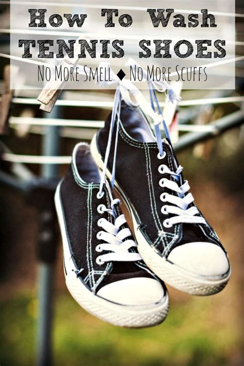 25 best ideas about washing tennis shoes on pinterest