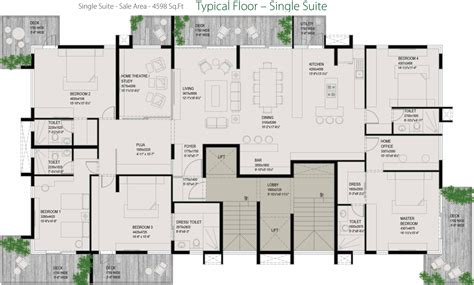 tree floor plan ceear the big tree in jayanagar bangalore price location map floor plan reviews
