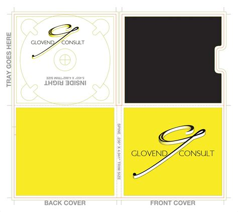 layout cover cd album cd book ebook cover layout graphic design