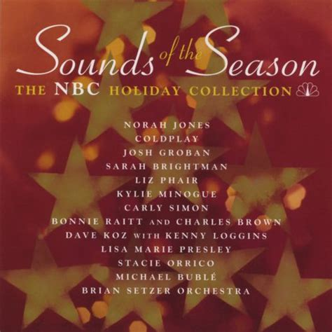 sounds   season  nbc holiday collection  artists songs reviews credits