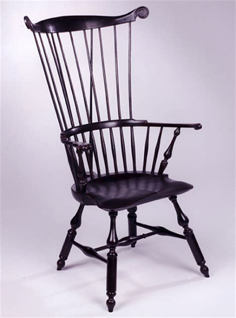 Windsor Armchair Full Scale Drawings How To Make A Comb Back Windsor Chair
