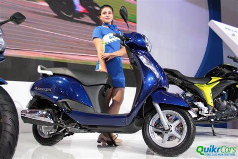 New Suzuki Access 150cc Bike News India All Bike Information And Auto News