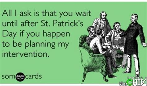 Funny St Patrick Day Meme - saint pattys day funny quotes quotesgram