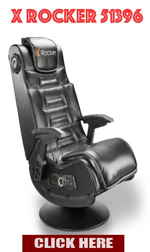 Gaming Chair Reviews by Best X Rocker Gaming Chairs Jan 2018 Xrocker Buyer Guide