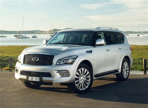 reviews on infiniti qx80 2015 infiniti qx80 review