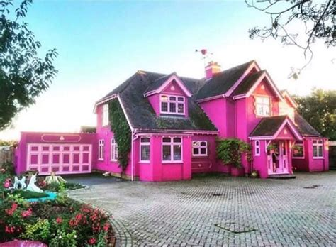 the pink house live out your magical barbie dreams in the pink house in