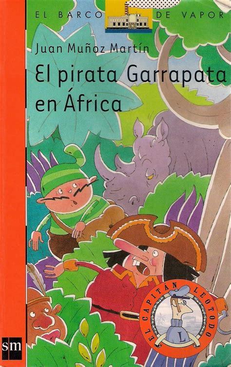 libro el pirata garrapata espa 241 ol 5to grado april 2014