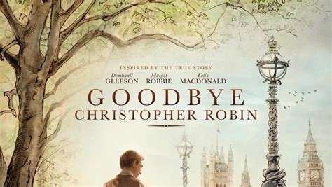 goodbye christopher robin goodbye christopher robin trailer 2017