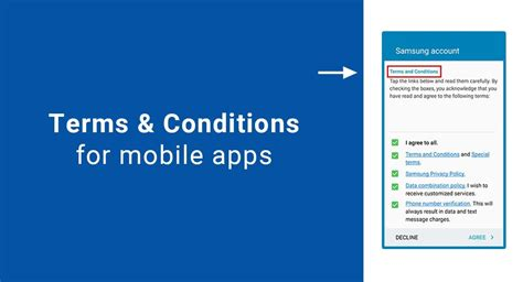Terms Conditions For Mobile Apps Termsfeed Android App Privacy Policy Template