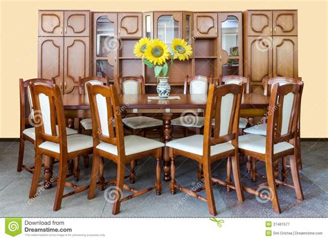 living room wooden furniture photos classic living room with wooden furniture royalty free
