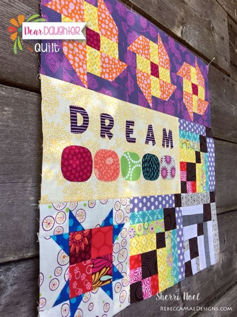 Dear Quilt Pattern by Dear Quilt Pattern Chapter 10 Quilt Blocks And