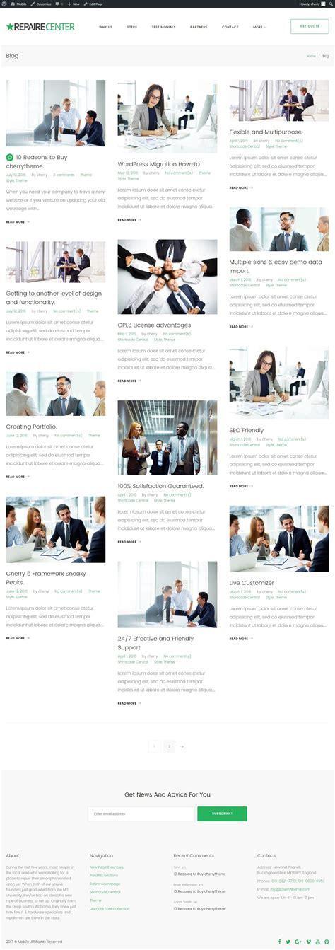 call center themes wordpress mobile repair center wordpress theme wordpress