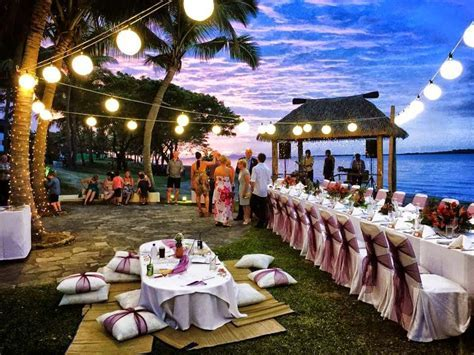 Setup by Paradise Bride at Sofitel Resort Fiji. Image