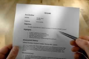 resume writing exles