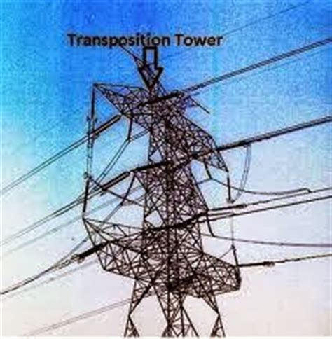 transposition of electrical conductors high voltage transmission tower types in power industry electrical power energy