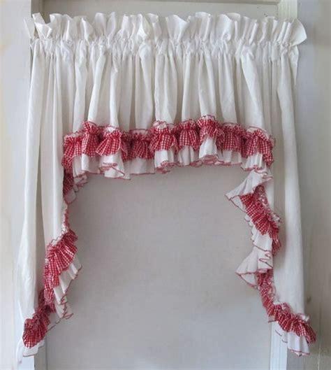 Priscilla Kitchen Curtains Kitchen Window Curtains Window Curtains And Ruffles On