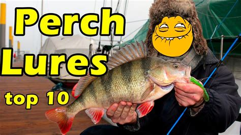 best for best lures for perch top 10