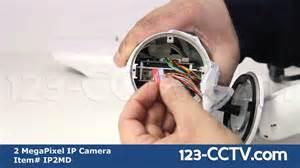 2 megapixel ip bullet camera with varifocal lens 1080p