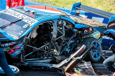 V8 Supercars safety probe following Mostert crash   Speedcafe