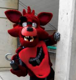 Foxy Costume Are You Ready For Freddy Foxy I Was Making This