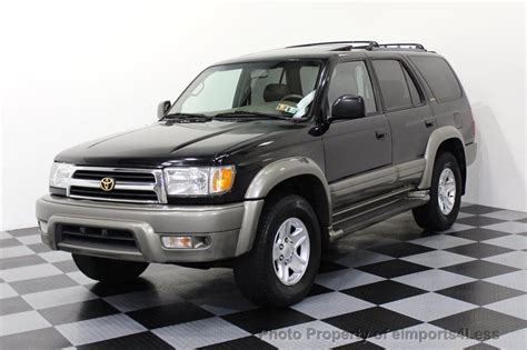 Used Toyota 4runner Limited 2000 Used Toyota 4runner 4runner 4wd V6 Limited At