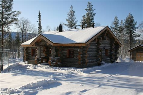 lapland log cabin lapland log cabin book finland tours