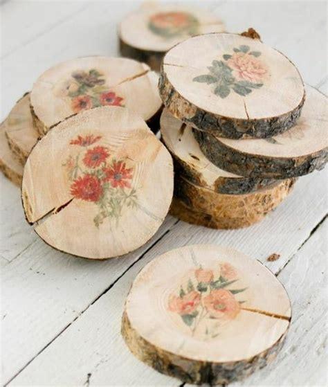 Tischdeko Holz Selber Machen by Tischdeko Basteln Die Kreativit 228 T F 246 Rdern