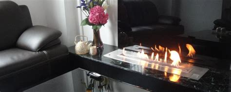 afire bio ethanol fireplace how to customize an
