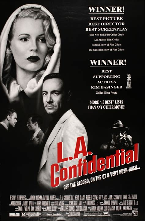 Novel Import La Confidential beverly in movieland curtis hanson an l a and roger corman story