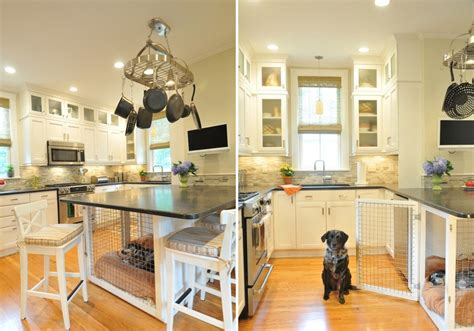 dog space in house stylish dog crates so your cute and furry friend can