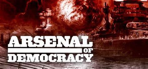 arsenal democracy arsenal of democracy 1 05 patch aod v1 05 patch update